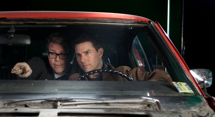 Christopher McQuarrie & Tom Cruise